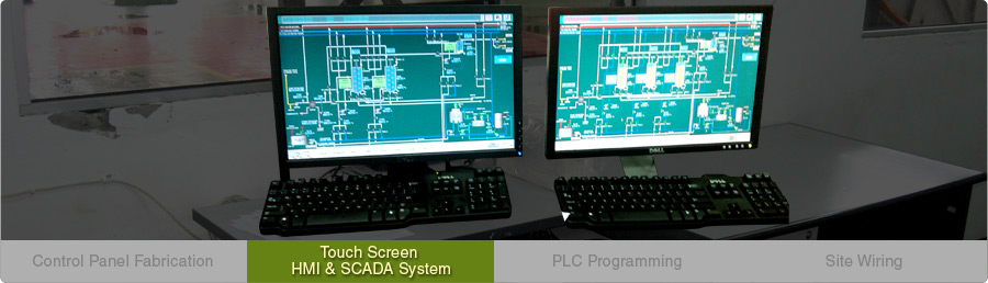 Scada & Touch Screen