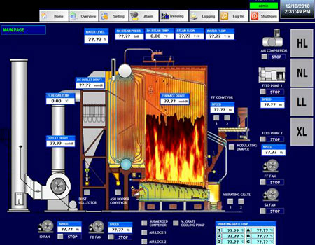 Logicart Sdn Bhd Touch Screen Hmi Amp Scada System Services